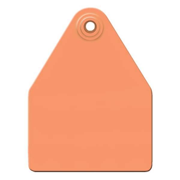 Maxi Orange Ear Tag