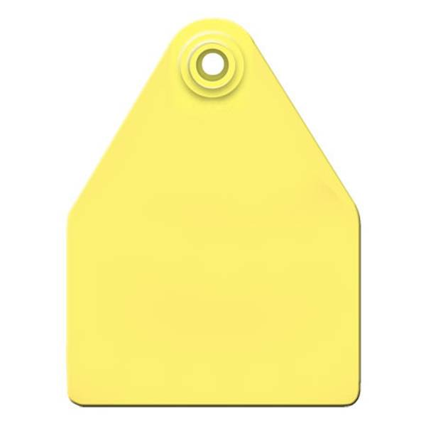 Maxi Yellow Ear Tag