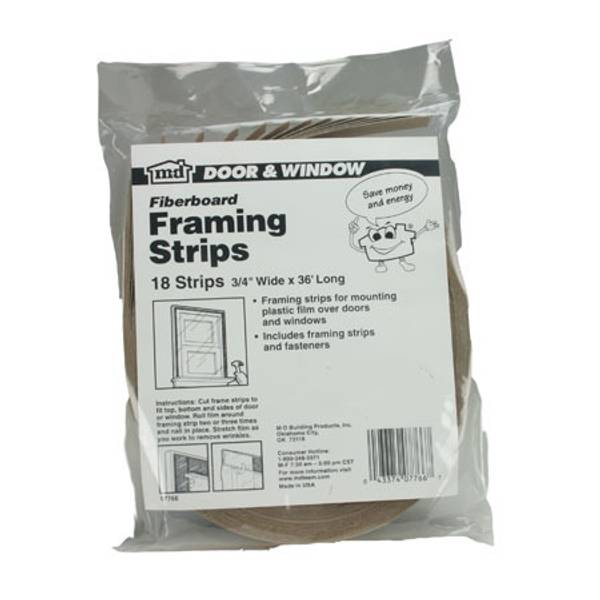 Economy Nail - On Framing Strips