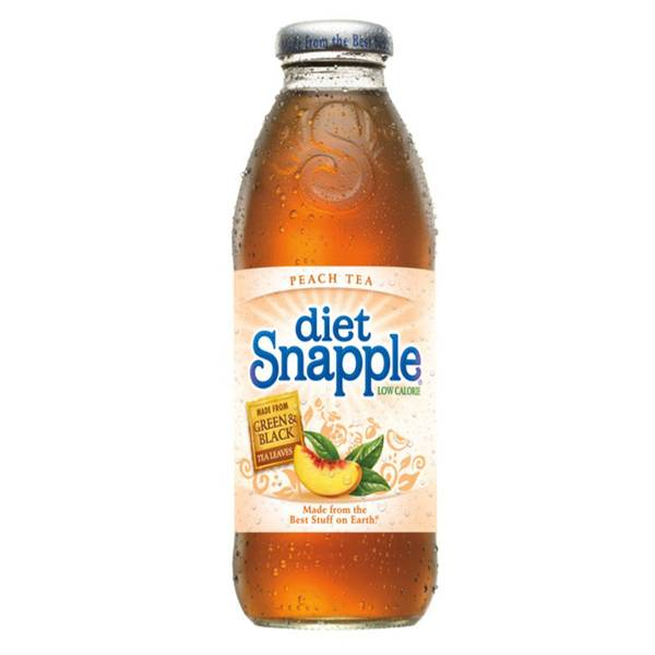 Diet Peach Tea - 6 Pack