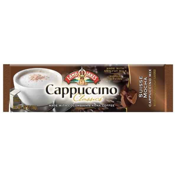 Suisse Mocha Cappuccino Mix