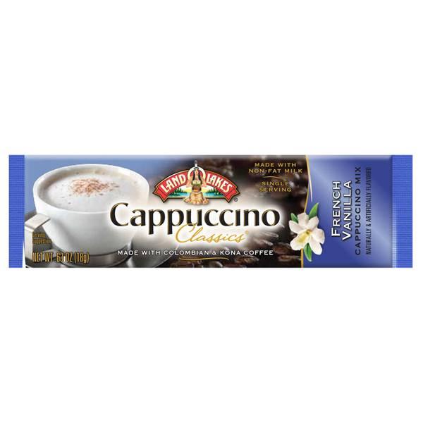 French Vanilla Cappuccino Mix