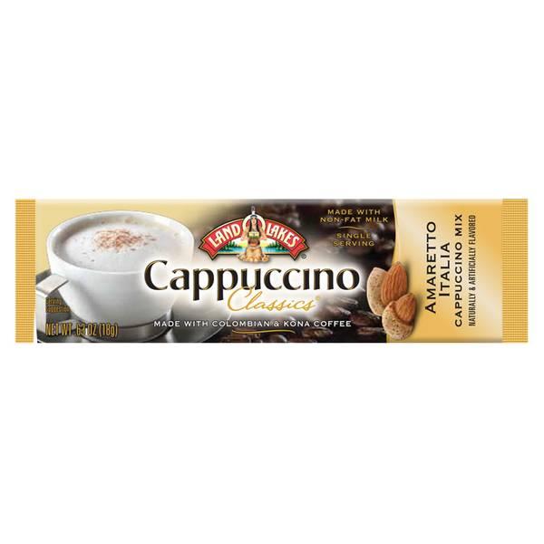 Amaretto Italia Cappuccino Mix