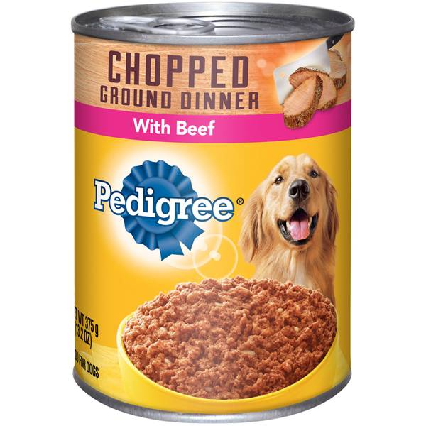 Meaty Ground Dinner Dog Food