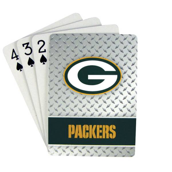 NFL Green Bay Packers Playing Cards