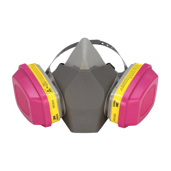 3m respirator mask for mold