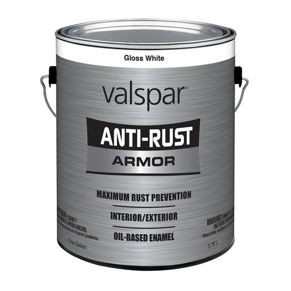 1 Gallon Anti-Rust Gloss Paint