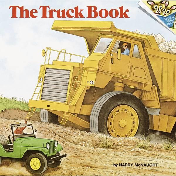 Truck Book 8x8 Pictureback Book