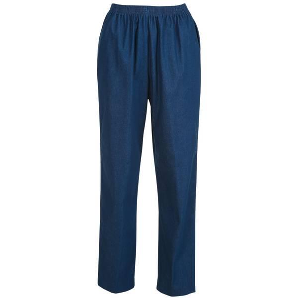 Misses' Denim Proportioned Pants