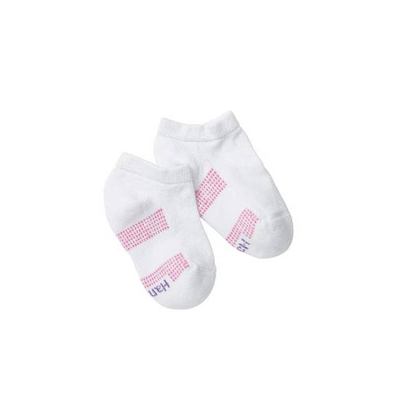 Girls'  No Show Socks