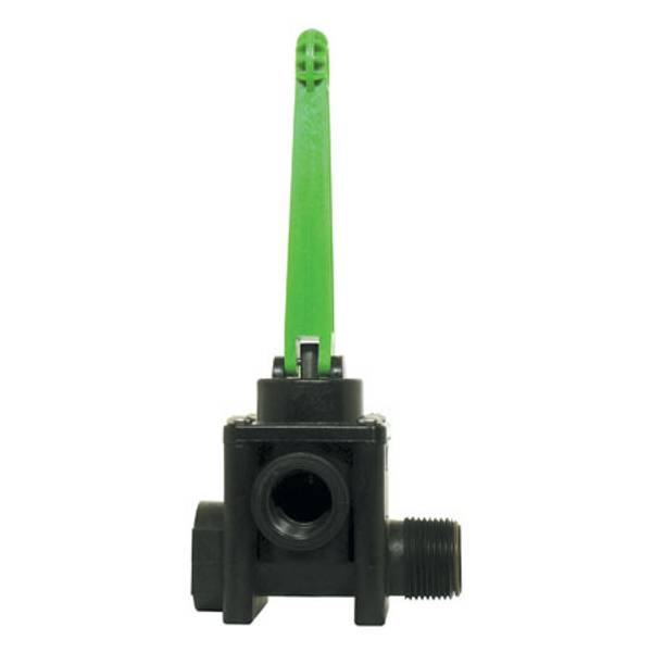 Manual Sprayer Shutoff Valve