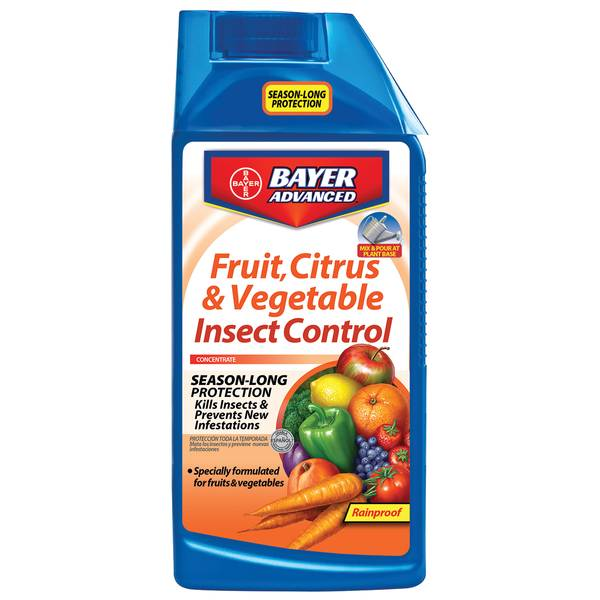 Fruit, Citrus & Vegetable Insect Control Concentrate