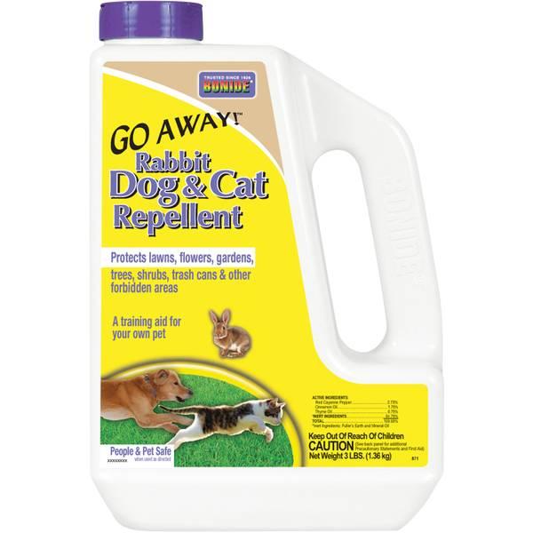 Bonide Rabbit, Dog & Cat Repellent