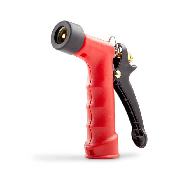 Spray Nozzle with Insulated Grip