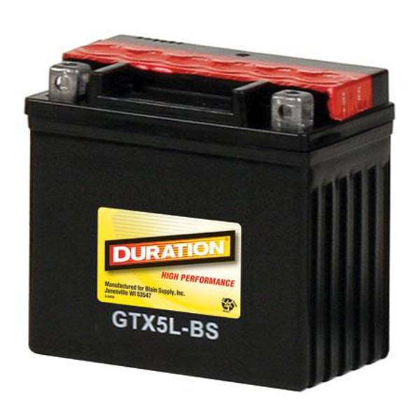 5LBS AGM Powersport Battery