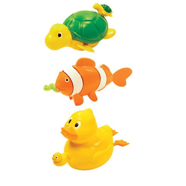 """Splash Fun"" Pull-Cord Swim Buddy Assortment"