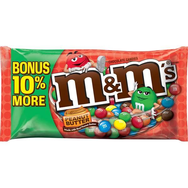 Peanut Butter Bonus Bag