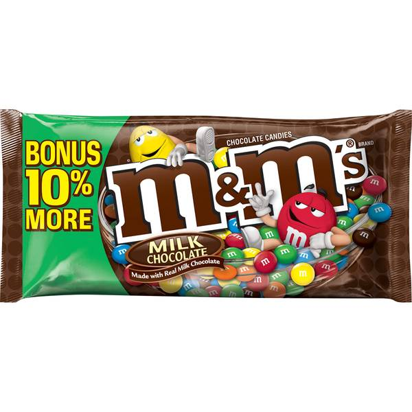 Milk Chocolate Bonus Bag