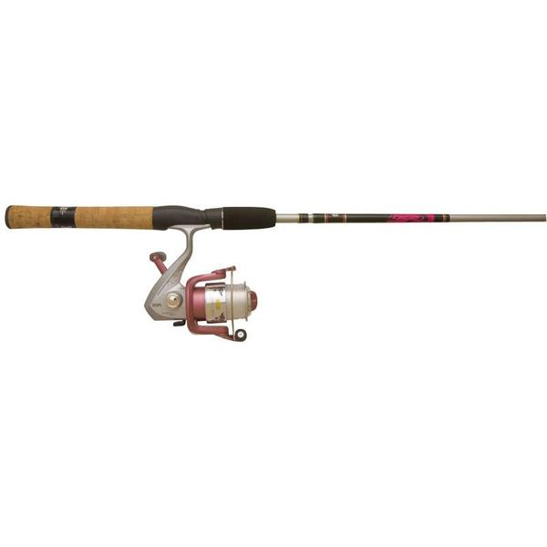 Zebco Lady Authentic Spinning Combo