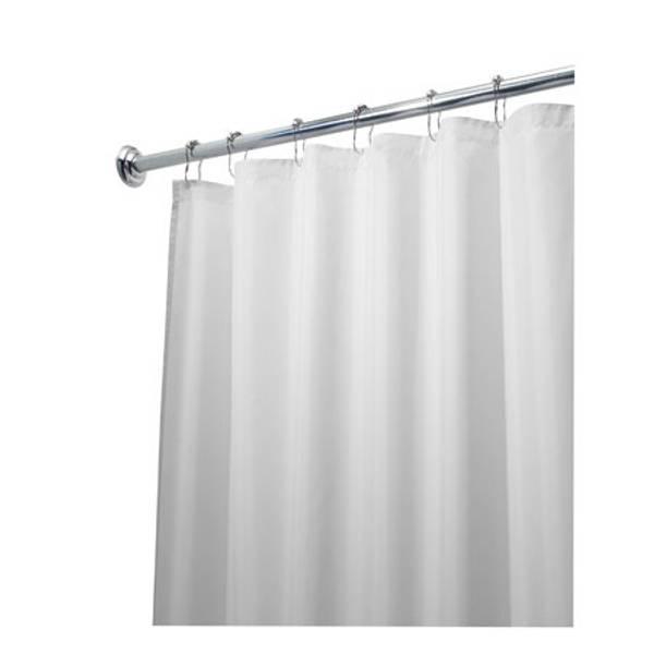 Waterproof Fabric Shower Curtain / Liner