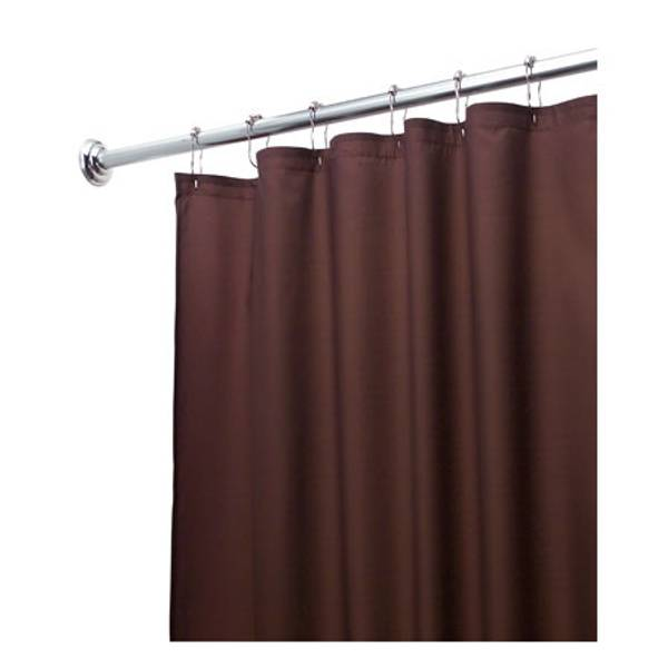 Waterproof Fabric Shower Curtain / Liner