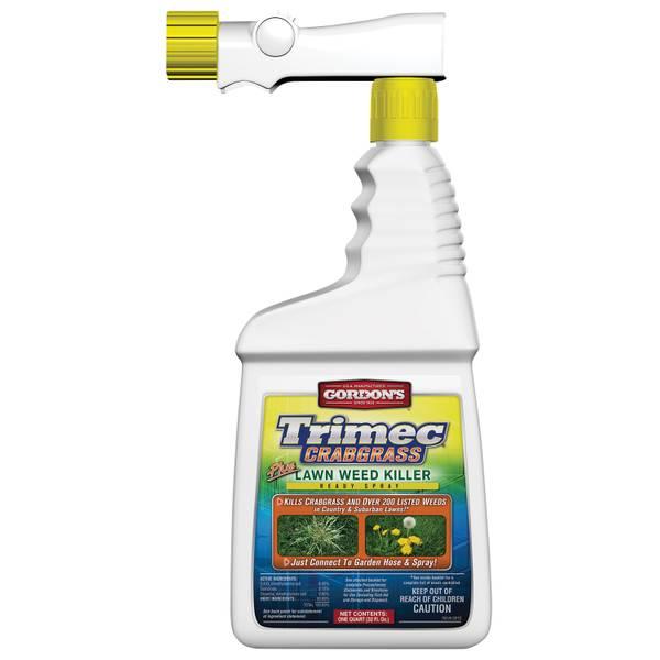Trimec Crabgrass Plus Lawn Weed Killer Ready Spray