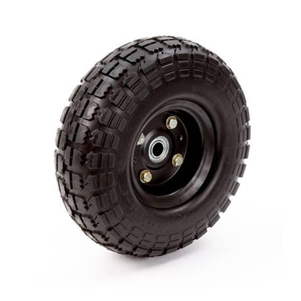 No Flat Tire