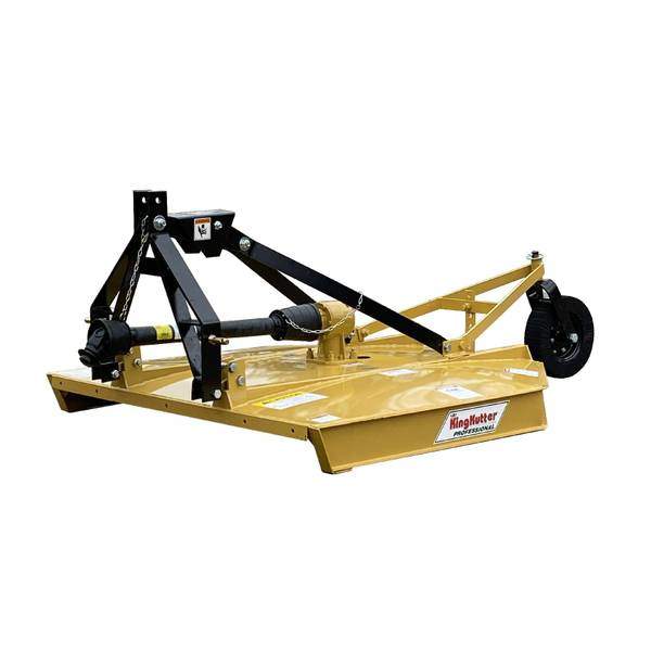 Flex Hitch Rotary Mower
