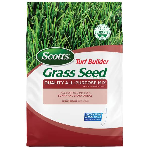 Turf Builder Quality All Purpose Grass Seed