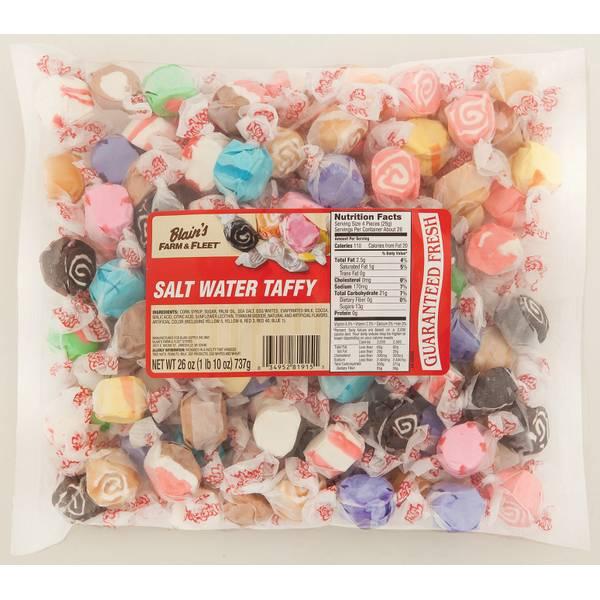 Assorted Salt Water Taffy