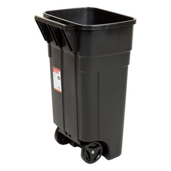 Roughneck Wheeled Refuse Can