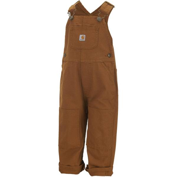 Carhartt baby-boys Bib Overalls Overalls Lined and Unlined