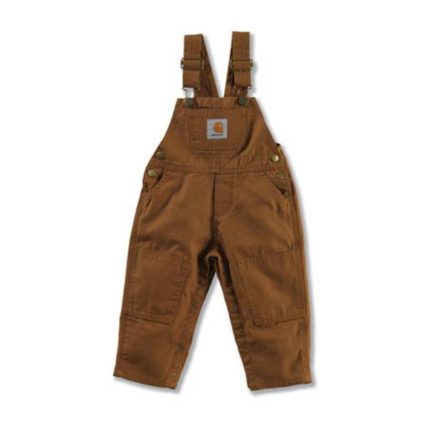 Toddler Boys' Duck Bib Overalls