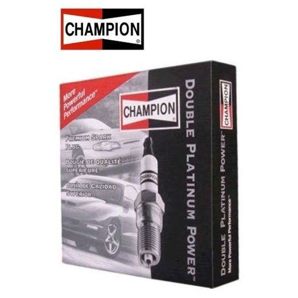 Double Platinum Spark Plug - 2 Pack