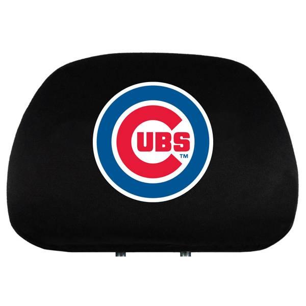 MLB Headrest Cover