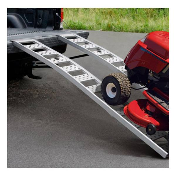 Arched Loading Ramp Set