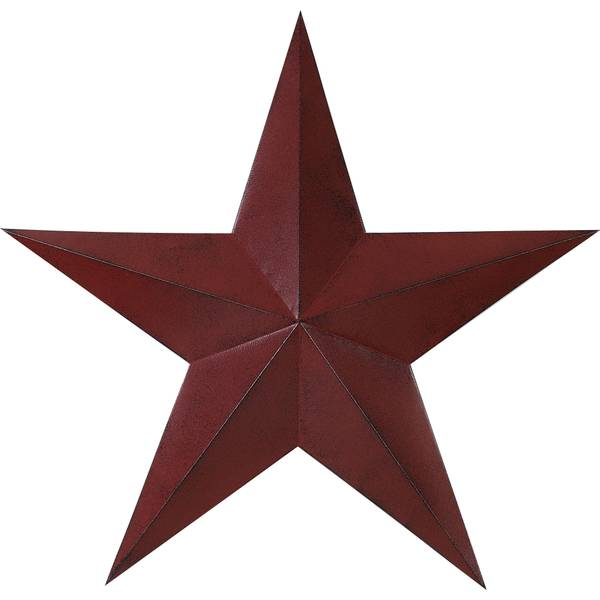 Red & Black Star