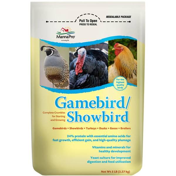 Gamebird Showbird Feed