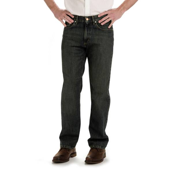 Men's Round  Premium Select Relaxed Straight Leg Jeans