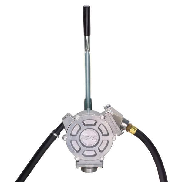Dual - Flow Piston Pump