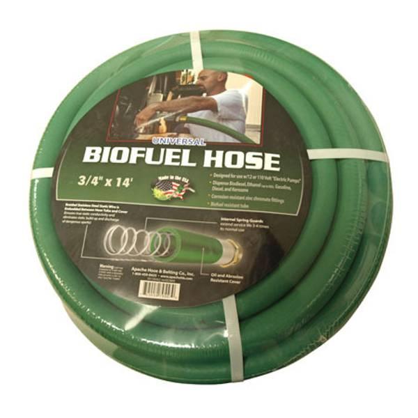 """3/4"""" I.D. Biofuel Hose"""