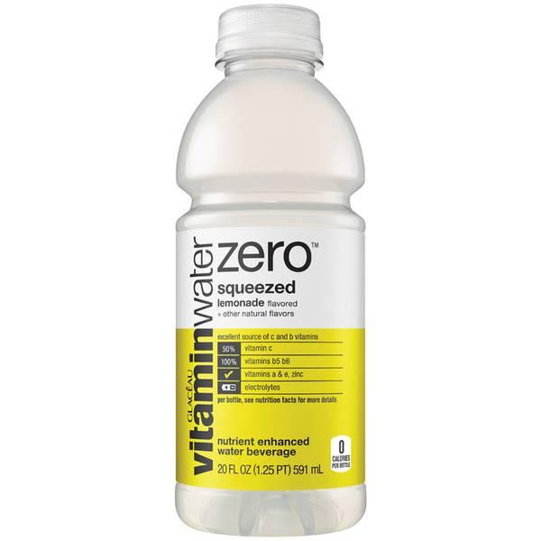 Vitamin Water Zero