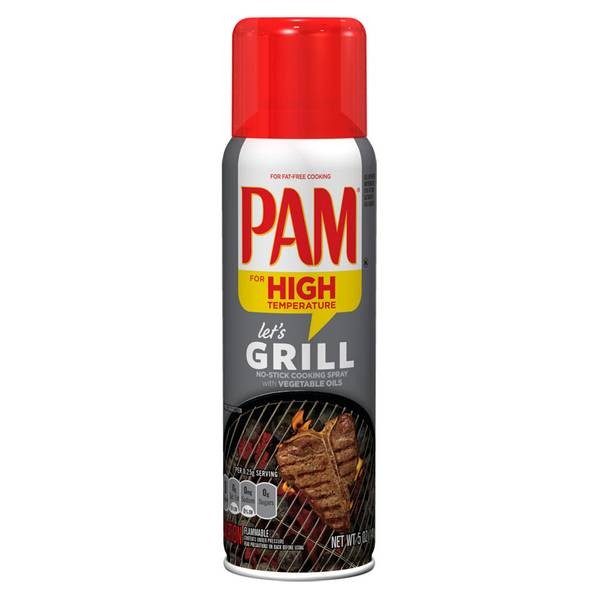 Nonstick Grilling Spray