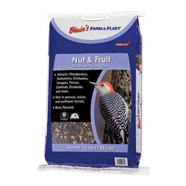 Nut & Fruit Bird Feed
