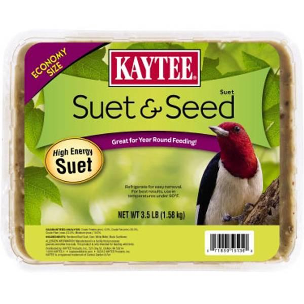 Suet & Seed
