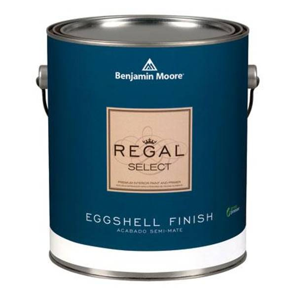 benjamin moore 1 gallon regal eggshell finish interior paint