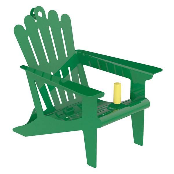 Adirondack Chair Squirrel Feeder