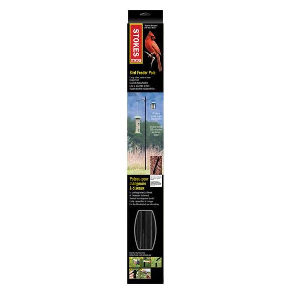 Stokes Select Bird Feeder Pole Extension (643341 38128) photo