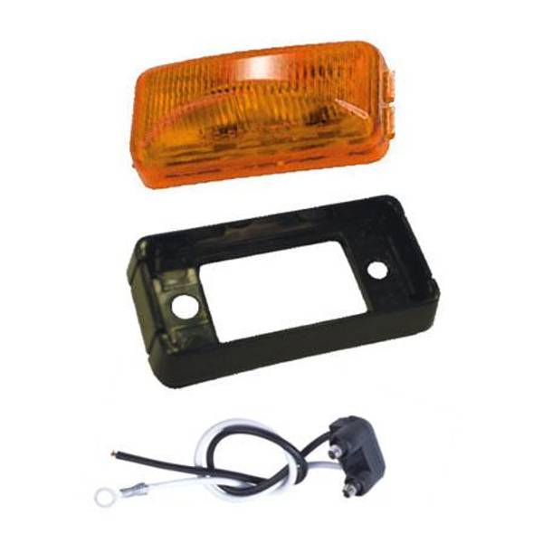 "2"" Mini Sealed LED Running Board Light"