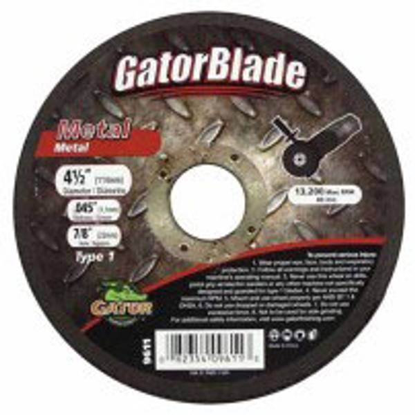 "7/8"" Arbor Size Metal Cutting Wheel"
